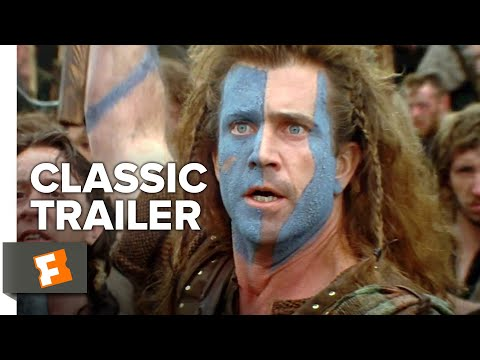 Braveheart (1995) Trailer #1 | Movieclips Classic Trailers