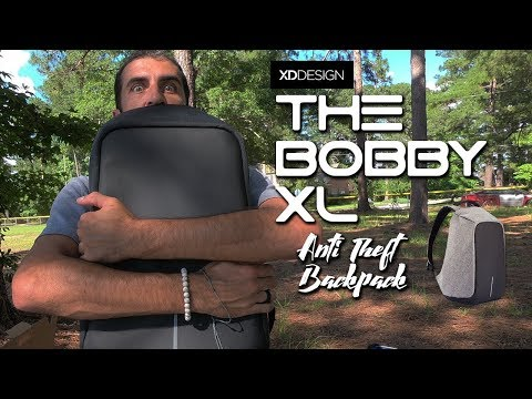 Bobby XL by XDDesign Review (Barcelona Pickpockets)