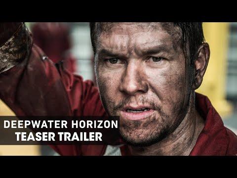 Deepwater Horizon (2016) – Official Teaser Trailer - Mark Wahlberg