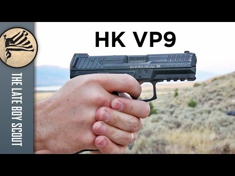 Shooting the HK VP9: Does it Beat The Rest?