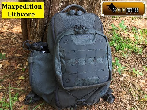 Maxpedition Lithvore EDC Pack Review