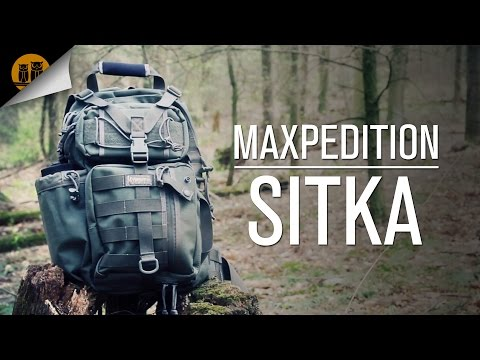 Maxpedition Sitka • Tactical Sling Bag Gearslinger • Field Review