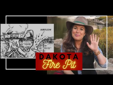 How to, Why to, and Where to Dig a Dakota Fire Hole