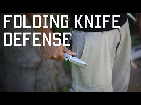 How to Carry a Knife for Self Defense | Tactical Rifleman