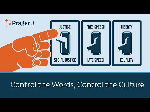 Control the Words, Control the Culture