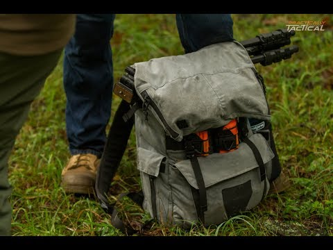 Grey Ghost Gear Gyspy Bag Review and EDC Setup