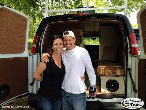 Van Life - From Cargo Van to Camper Van – Tour Our Stealth CamperVan