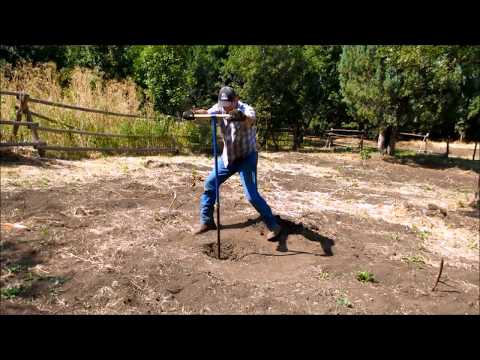 #26 - Dug A Well With A Post Hole Auger