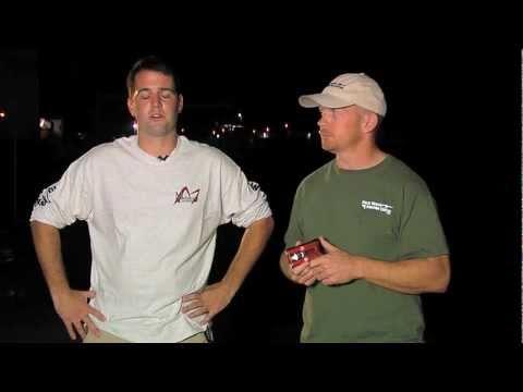 Kimber Pepper Blaster 2 in the face - Palm Beach Shooting Center