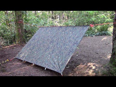 Basic Lean-To Shelter