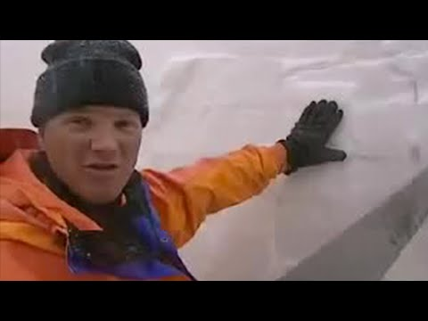 Building a Snow Cave   Ray Mears Extreme Survival   BBC Studios