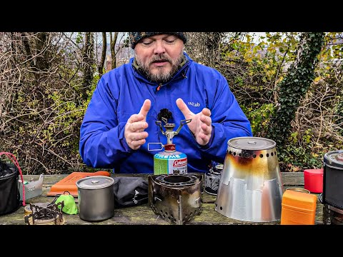 If I could only have ONE camping stove for all my backpacking trips
