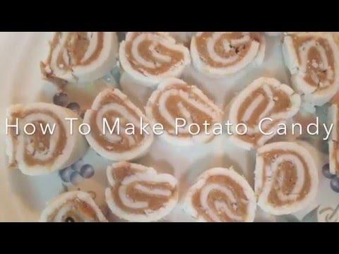 How To Make Potato Candy