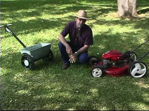 Grass Clippings Are Fertilizer