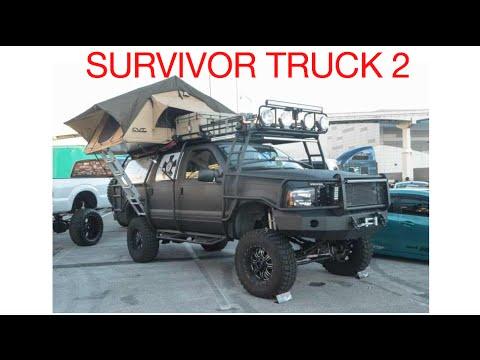 Survivor Truck II :Overland Expo West