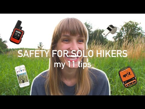 11 Safety Tips for Solo Hikers