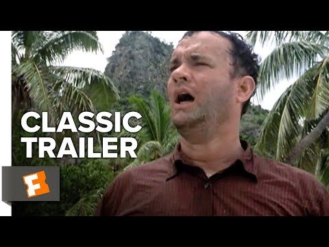 Cast Away (2000) Trailer #1 | Movieclips Classic Trailers