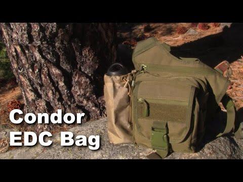 Condor EDC Bag - the perfect multi-use adventure go bag - Mountain Venture