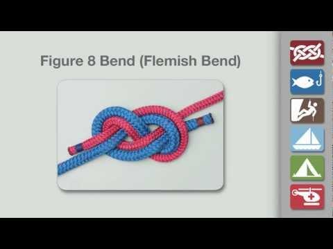 Figure 8 Bend | How to Tie the Figure 8 Bend