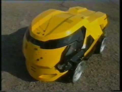 Top Gear - Judge Dredd vehicles