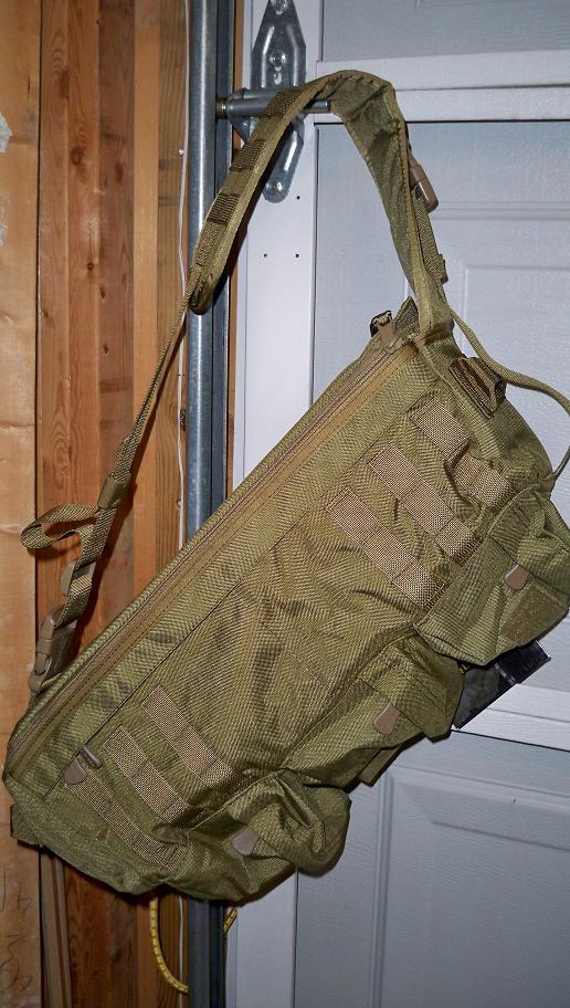 Paladin Go Bag