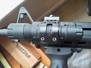tactical, light, AR-15, M4, survival, preparedness, TSHTF, SHTF, TEOTWAWKI