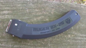 survival, Ruger, 10/22, BX-25, review, tactical, high capacity, project, magazine,
