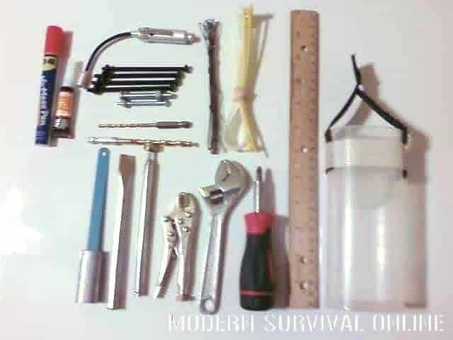 unpacked kit
