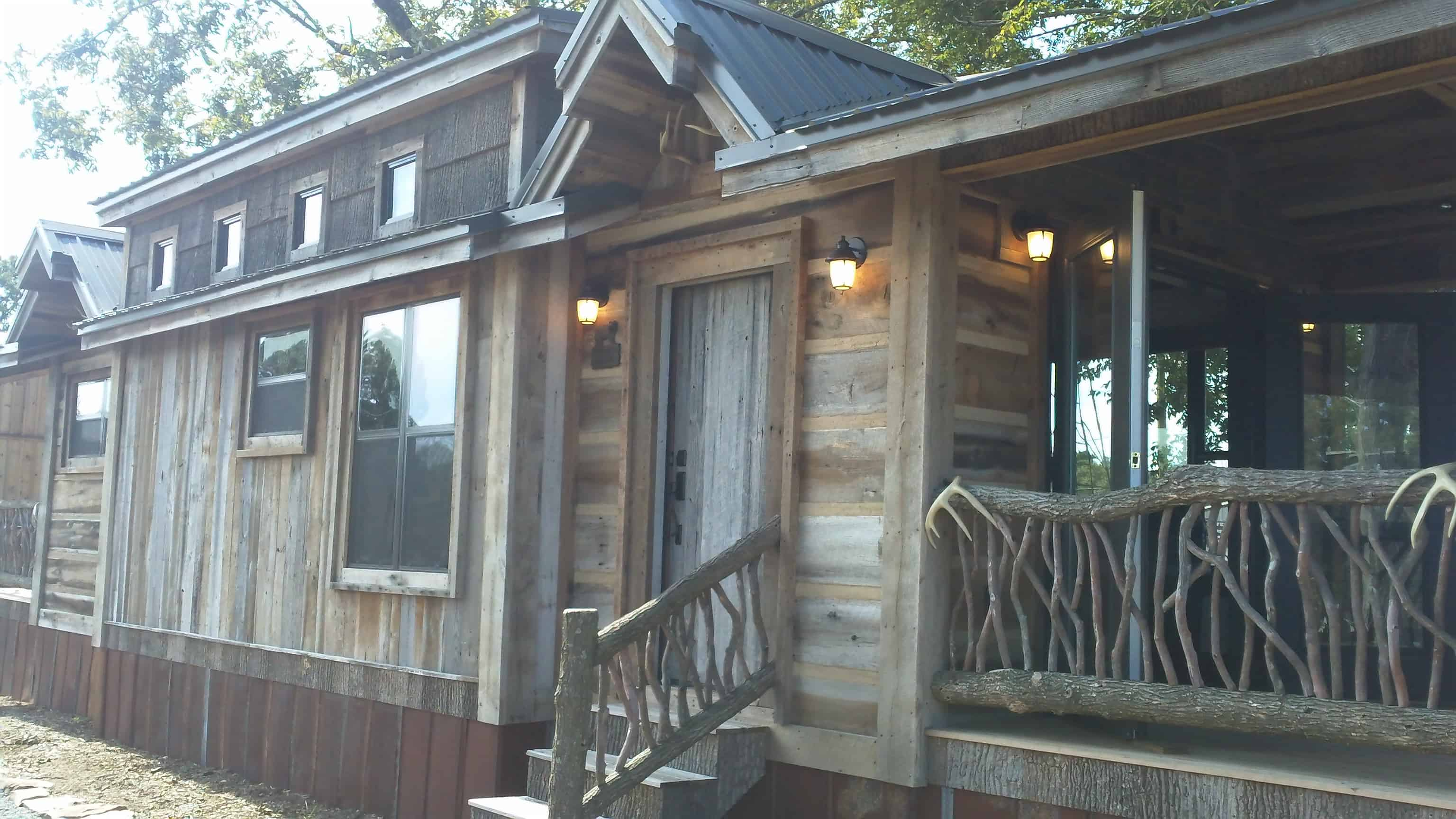Bug Out Location Design : Awesome ready made hunting cabin……or bug out location