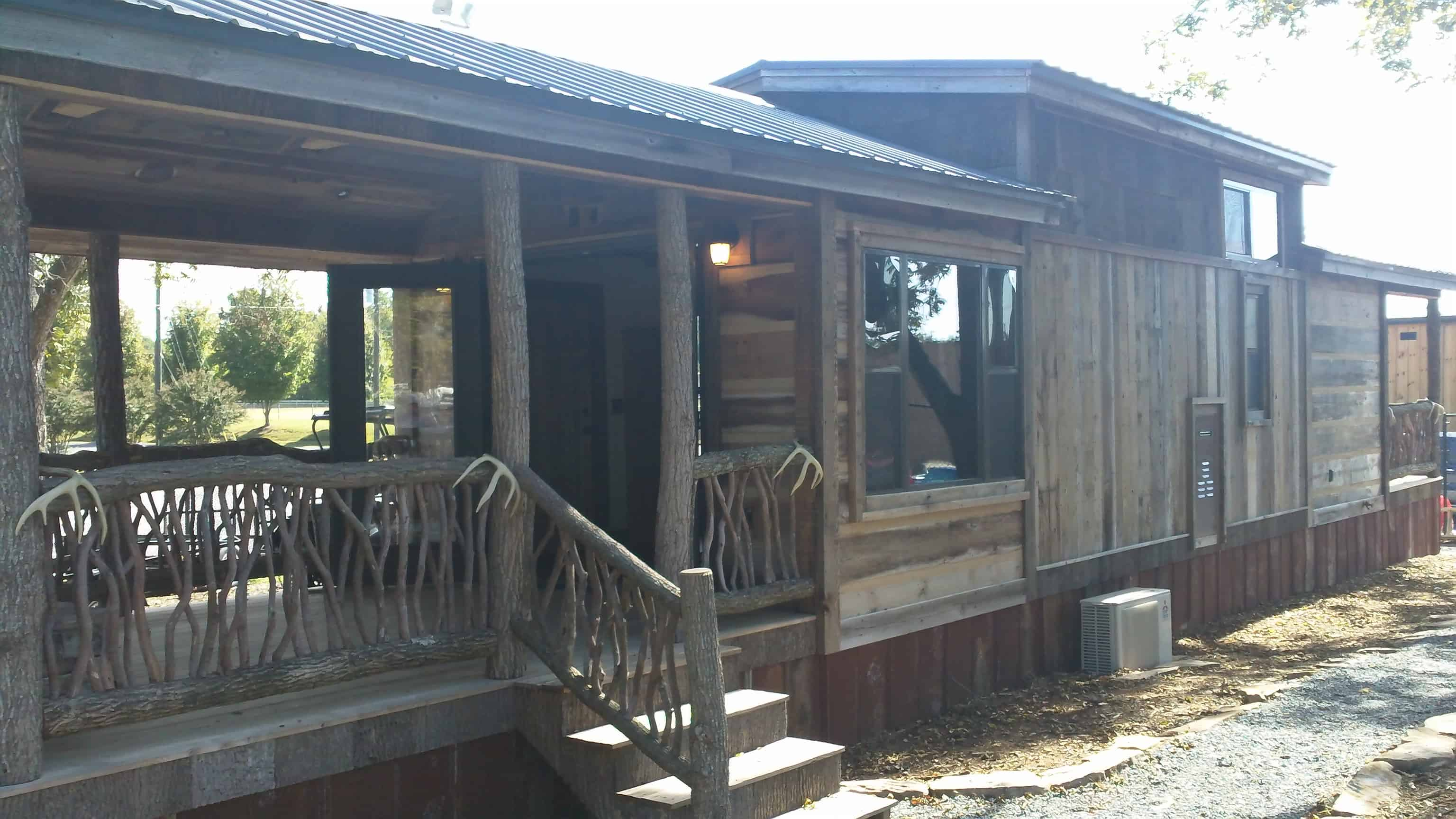 Awesome Ready Made Hunting Cabin Or Bug Out Location