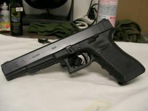 SHTF, gun, contest, Glock, 17L