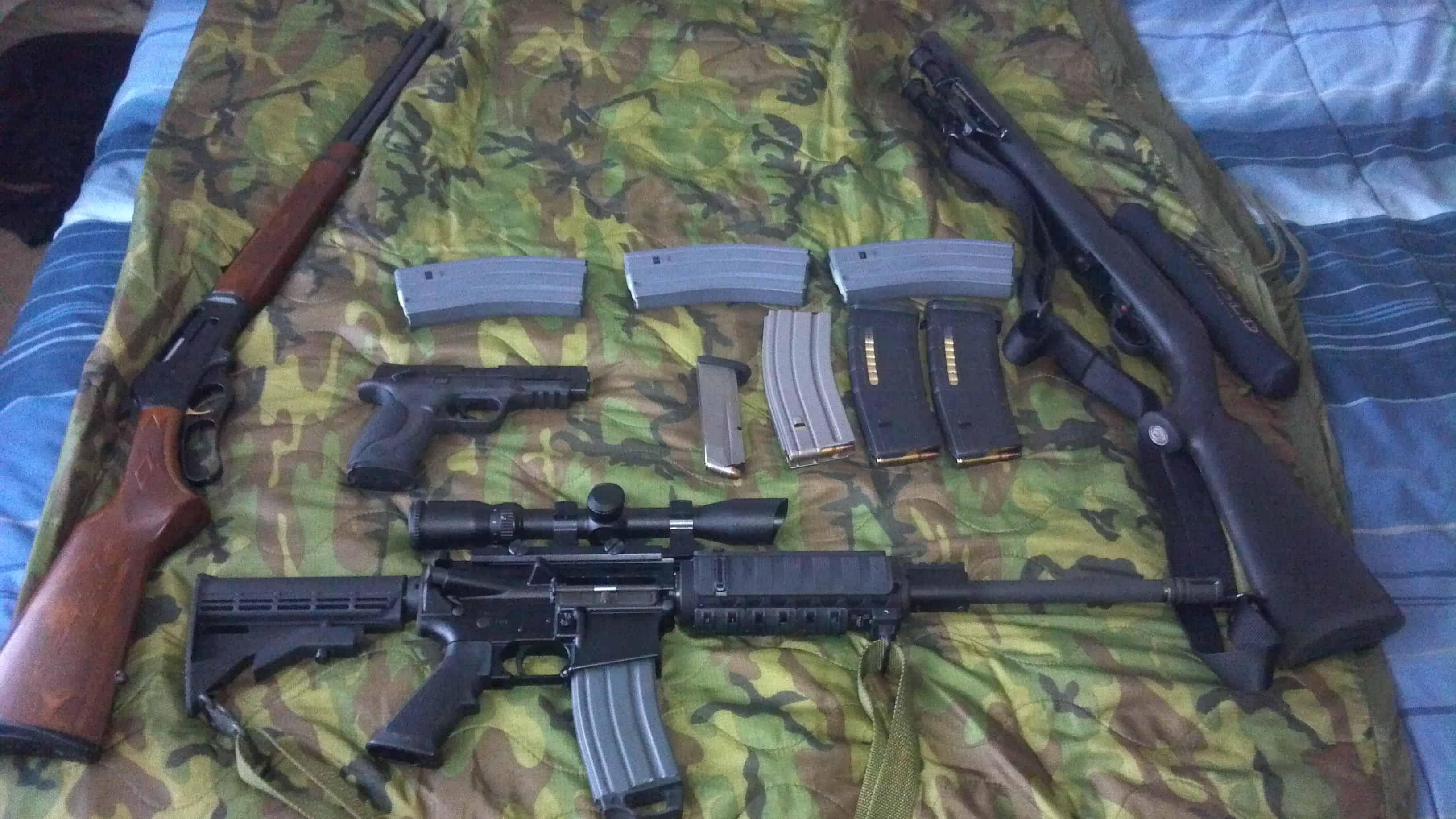 "Survival Kit Bug Out Gun : Shtf ""go to gun photo contest entry and"
