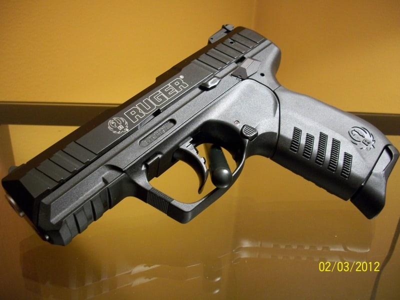 Ruger, SR22, 22lr, survival pistol, kit gun, semi-auto,