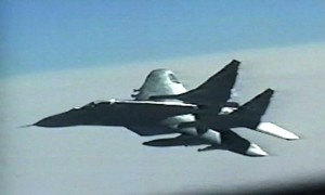 North Korean MiG-29 Fighter