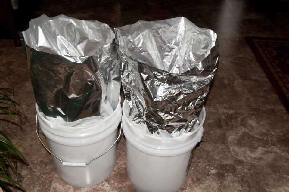 & Mylar Bags: The Key to Manageable Food Storage That Lasts