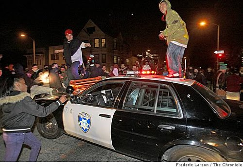 Oakland-Riots