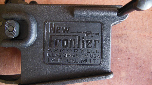 Initial Evaluation: New Frontier LW-15 Polymer AR Lower