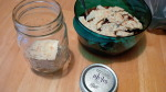 canning crackers, canning food, canning, food storage, survival, preparedness