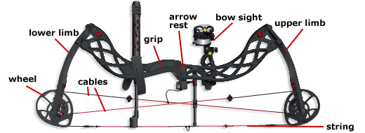 bow_parts_compound_bow