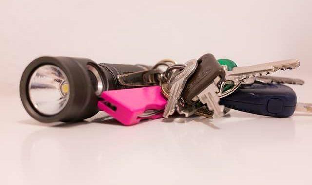 key chain items