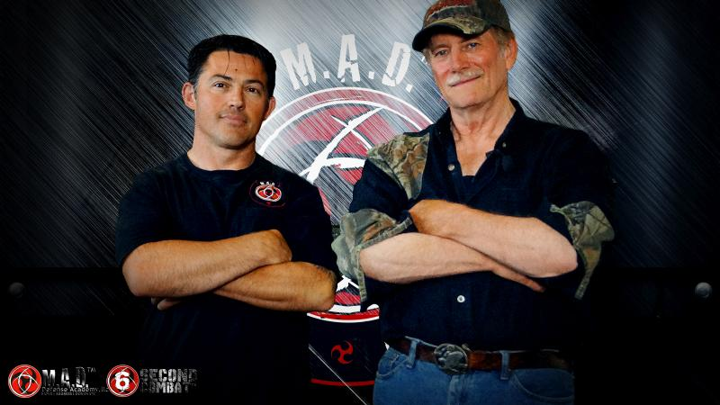 MAD Defense-Mike Sbonik (left) & Mark Griesbach (right)