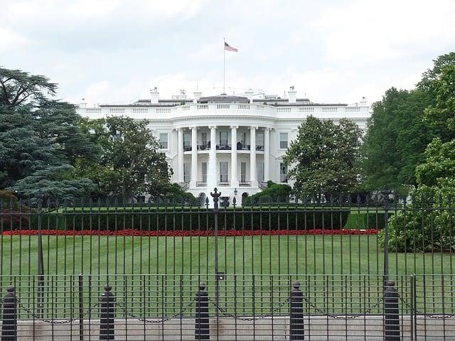 washington white house