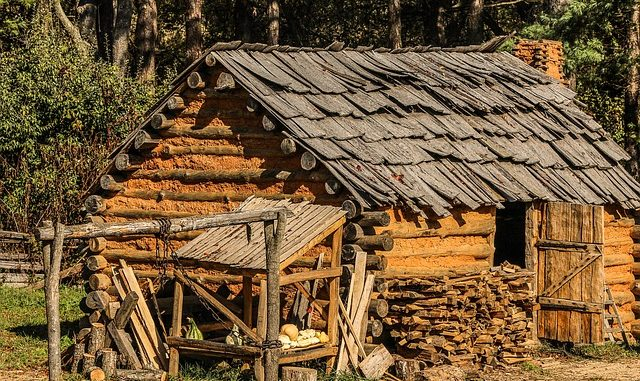 Building Your Own Log Cabin