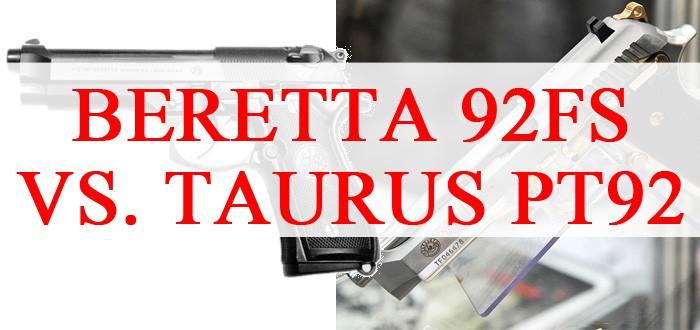beretta vs taurus