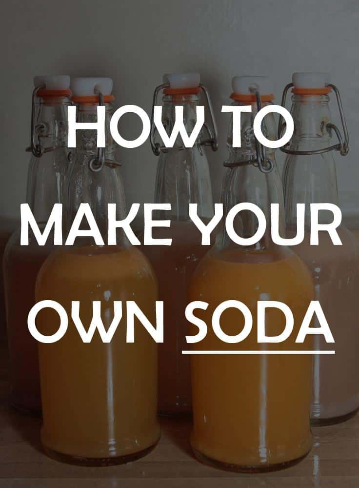 diy soda pinterest