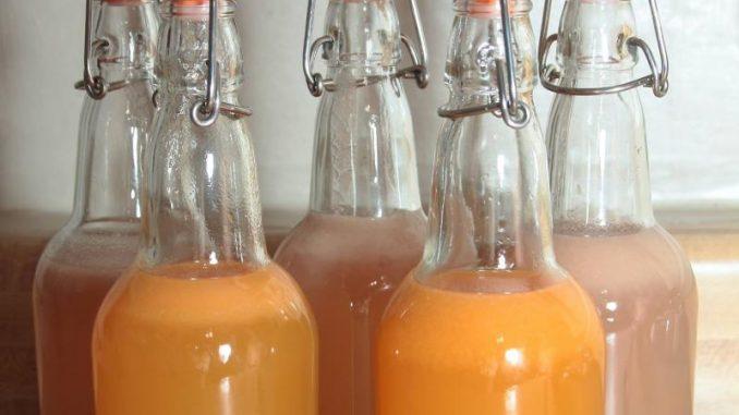 homemade soda featured