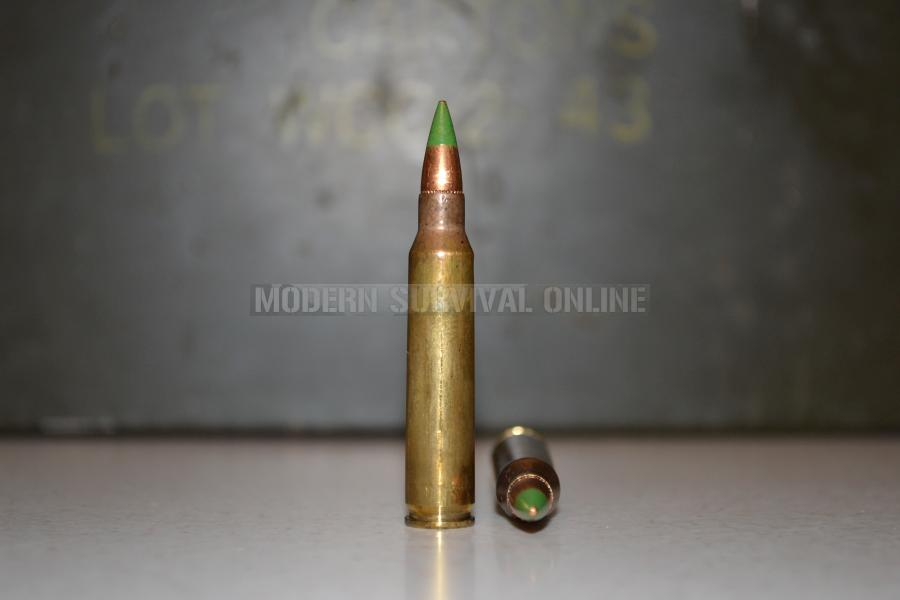 5.56 mm caliber