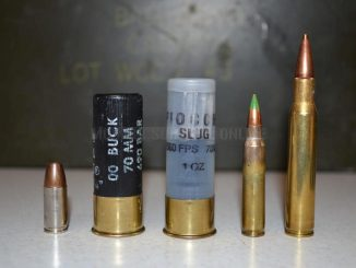 best survival calibers lineup