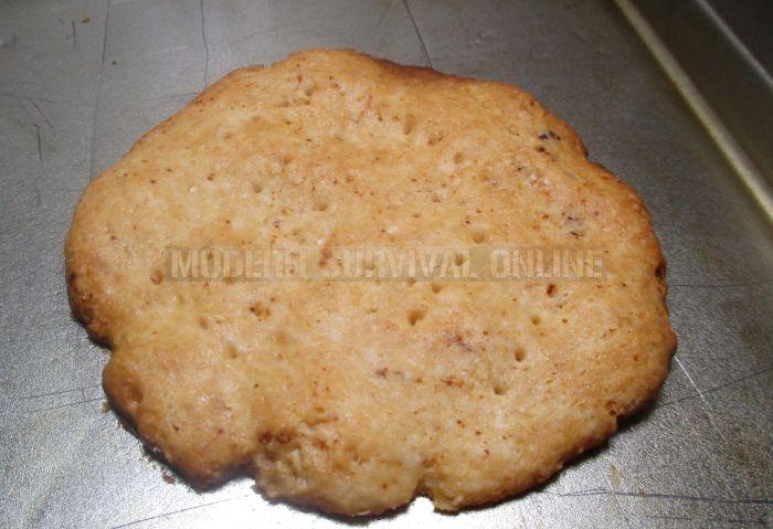 hardtack baked