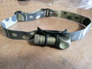Zebralight H502 headlamp 5